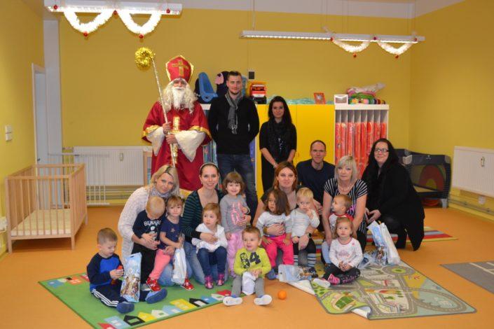 Sedmikráska - dětský klub Chomutov